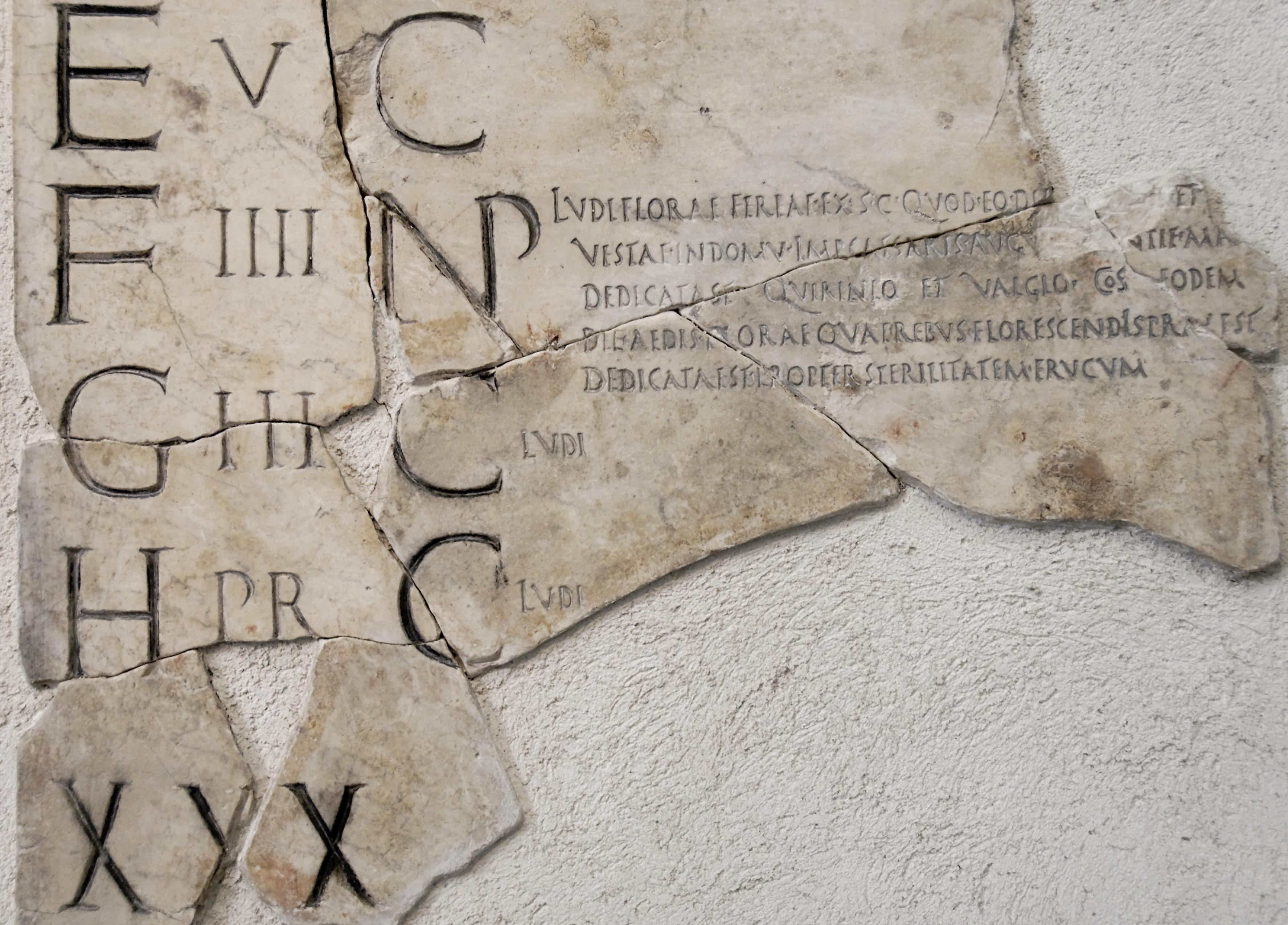 Bot Telegram Fasti Romani: un filo di Arianna nella storia romana