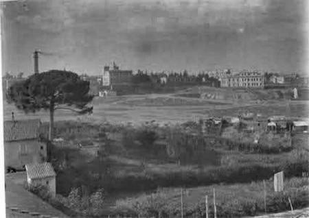 Roma. Basilica di San Lorenzo fuori le mura