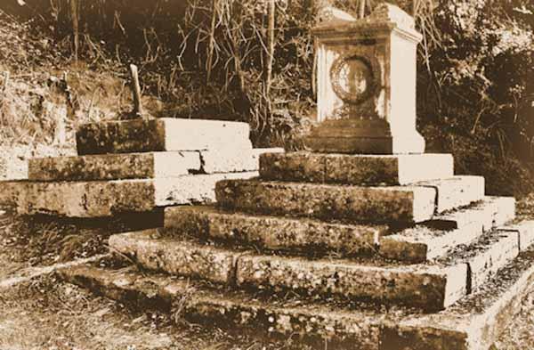 Il sepolcro della vestale Cossinia